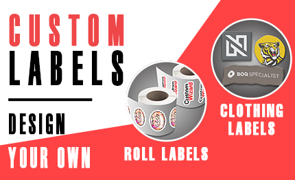 Order Custom Labels Online