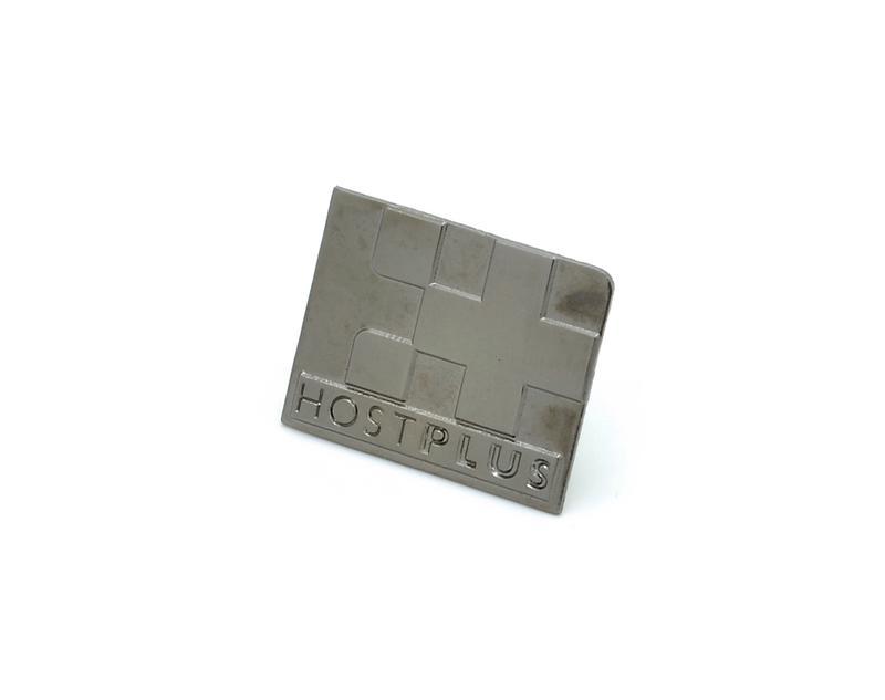 Pin Sample with Gunmetal Plating