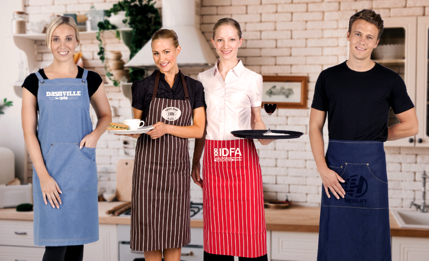 A Special Apron - A Great Gift For Your Favorite Chef